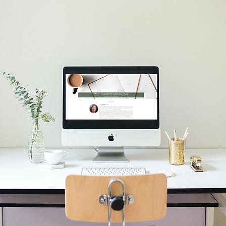Website design for Mariani Marketing in Juno Beach, FL by Luxe Lara Design