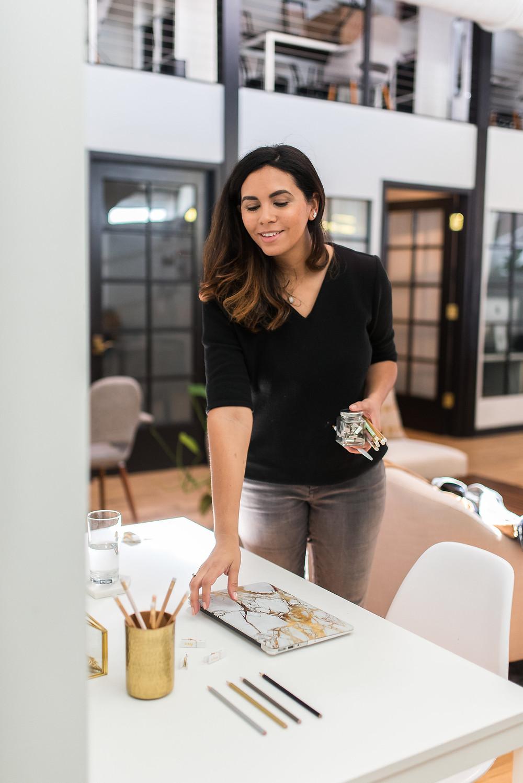 Website + Branding Designer | Michelle Lara of Luxe Lara Design