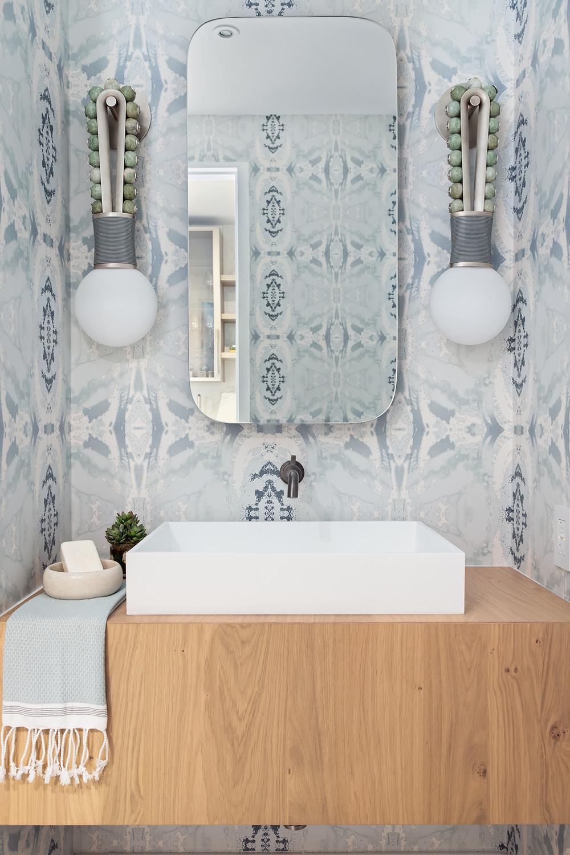 Bathroom Lighting Ideas | HW Interiors