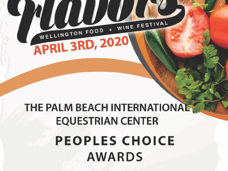 17th Annual Flavors of Wellington