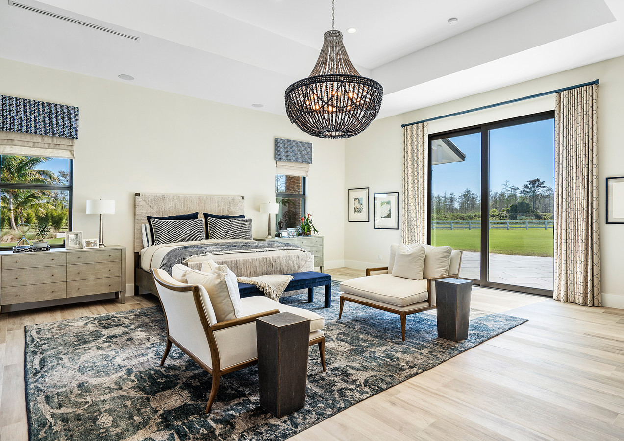 Eclectic + Modern Haven Nestled Away in the Equestrian Preserve of Wellington, Fl.