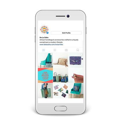 Luxe Lara Design | Instagram Markting for De La Sidra | Jupiter, FL