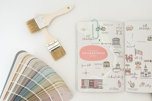 Brand Photography for TSG: Philadephia by Luxe Lara Design