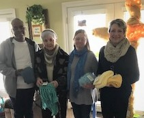 ST LUJKES UMW PRAYER SHAWL MINISTRY