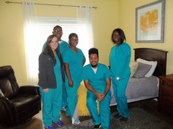 MS Baptist Hospital Nurses