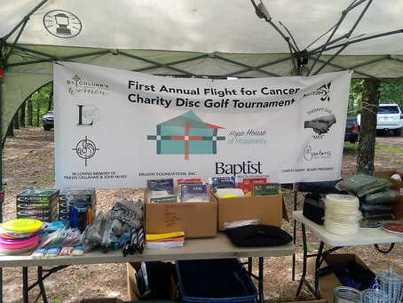 CHARITY DISC GOLF EVENT