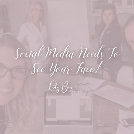 Social Media Needs To See Your Face