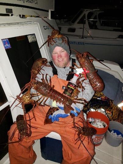 Lobster Camo