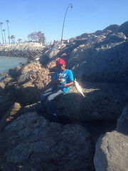 Long Beach California Fishing Lessons | Home