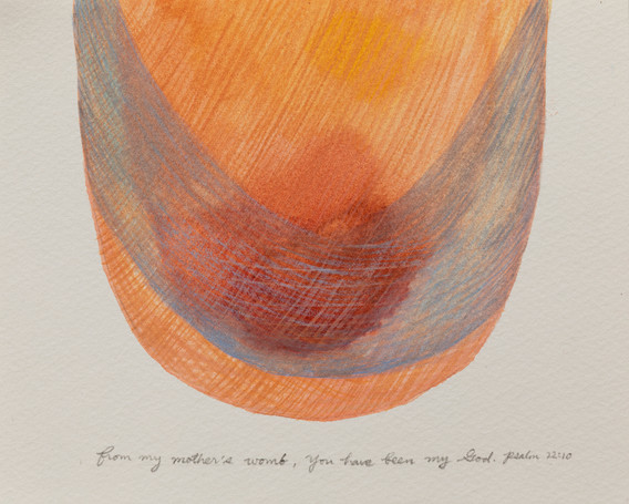 마음일지 – 시편기도 22:10 From my mother's womb, You have been my God.