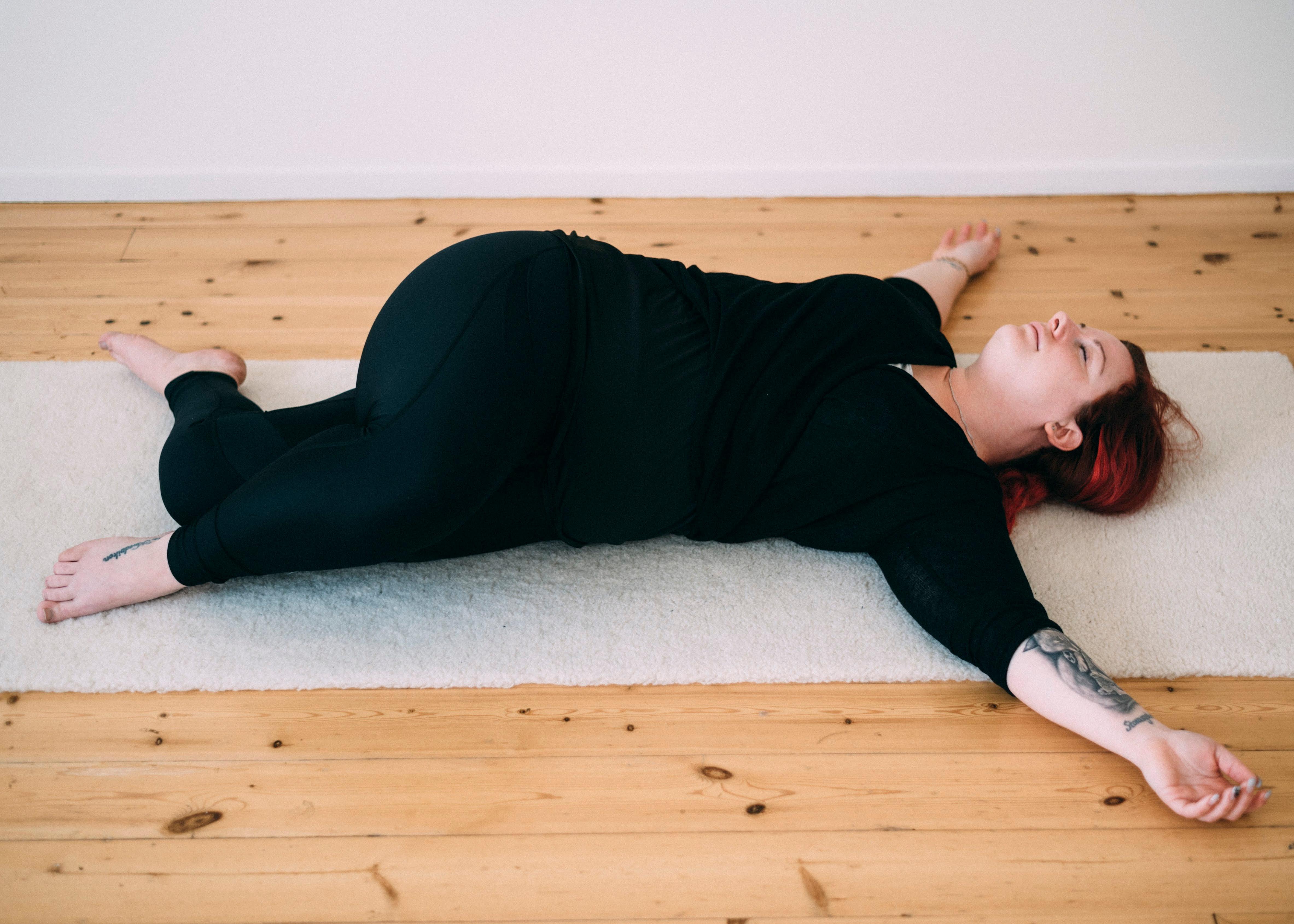 Onsdag: Mjuk yinyoga med Reiki healing