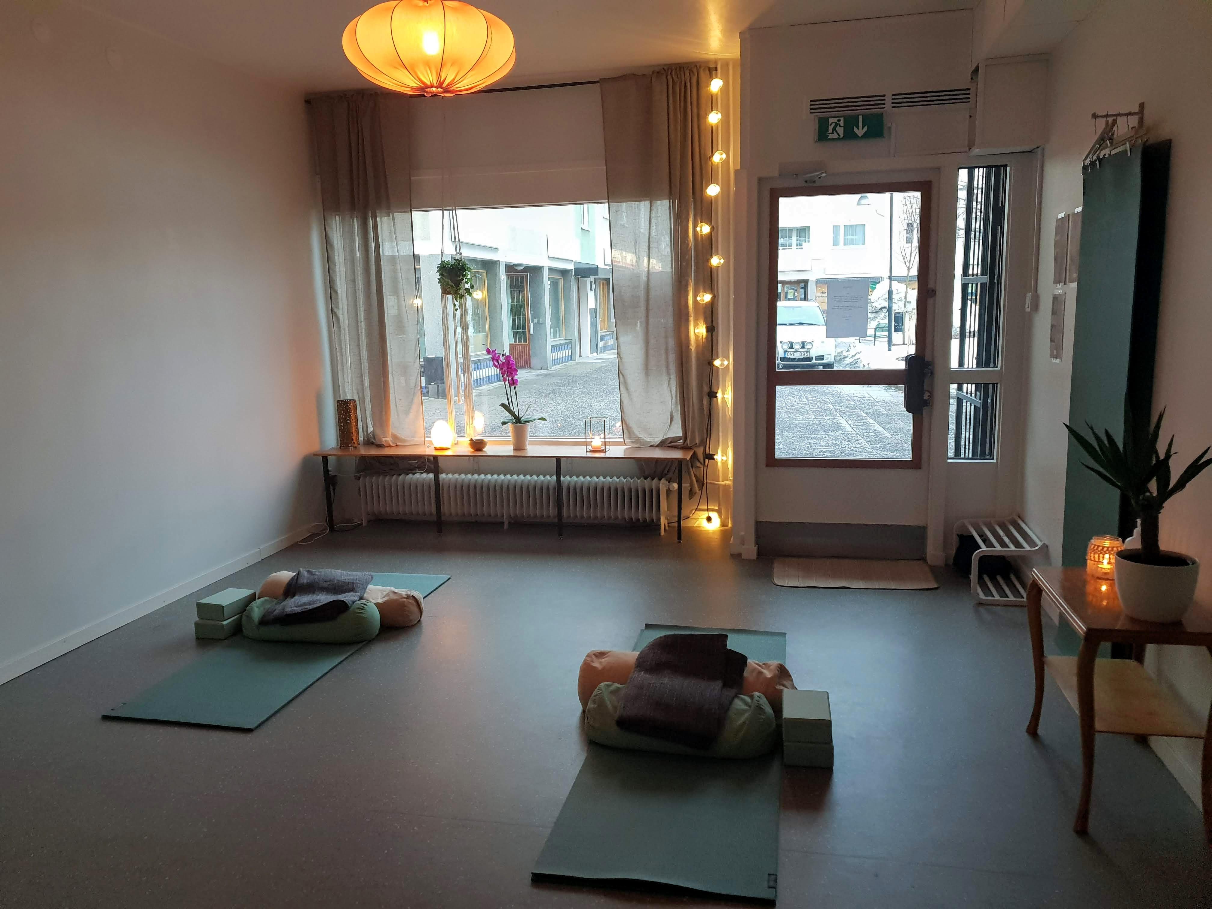 Privat yogapass för 1 - 2 personer