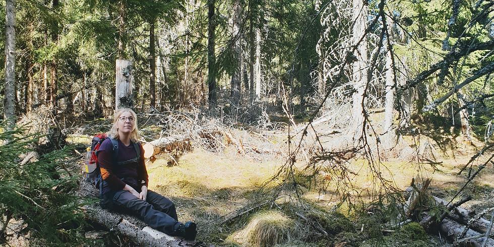 Skogsbad med Camilla #1 - FULLBOKAT