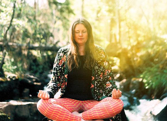 Drömmigt meditationspaket: Få kontakt med ditt livssyfte