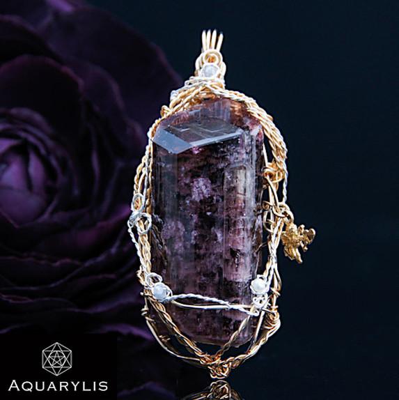 AQUARYLIS_GemArt_Rubelite_pendant