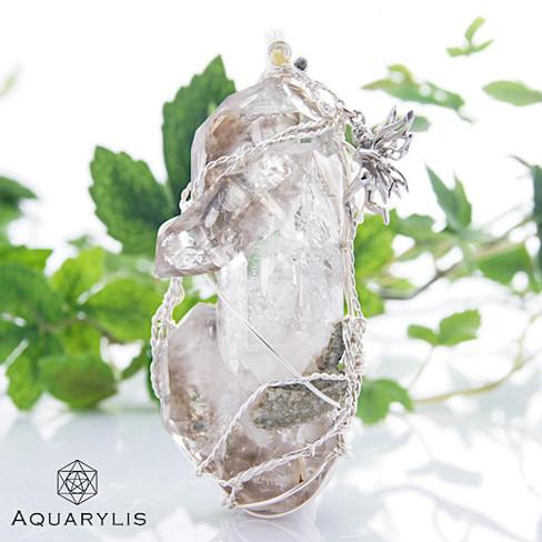 AQUARYLIS_GemArt_SmokyeQuartz_pendant.jp