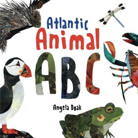 Atlantic Animal ABC - Angela Doak
