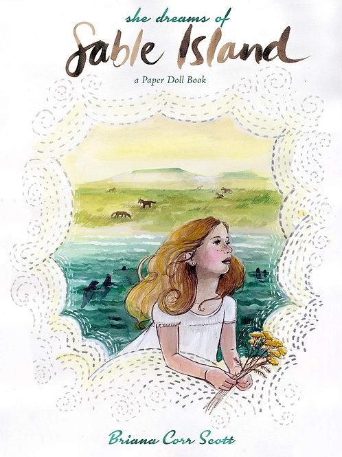 She Dreams of Sable Island - Brianna Corr Scott