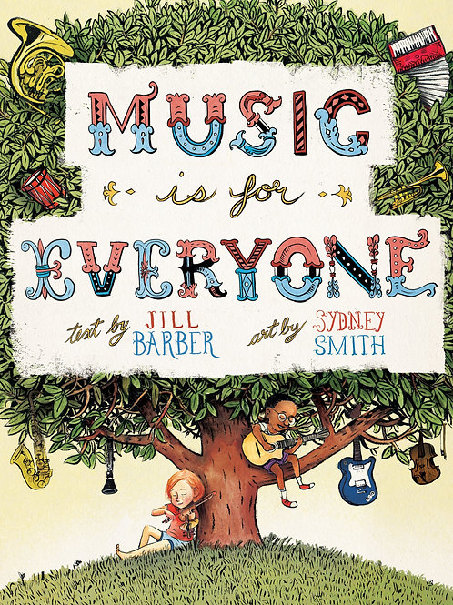 Music is for Everyone - Jill Barber