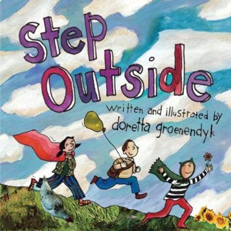 Step Outside - Doretta Groenendyk