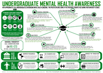 Undergraduate mental health awareness