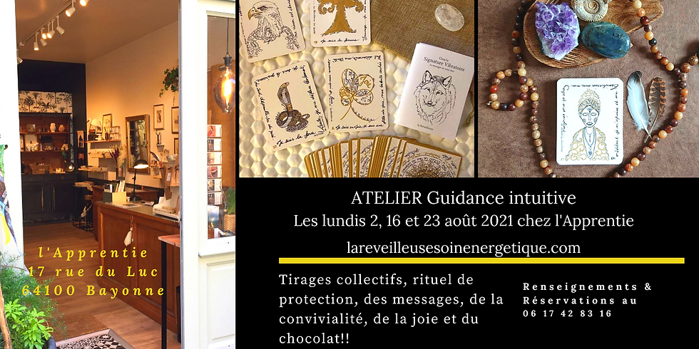 ATELIER guidance intuitive