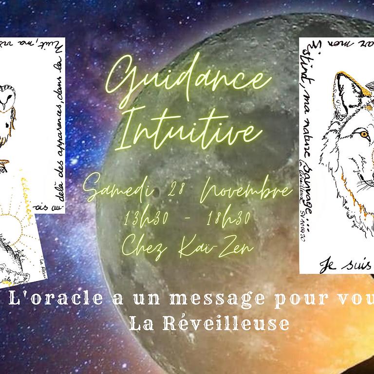 """Les journées """"Oracle Signature Vibratoire"""" chez Kaï-zen"""