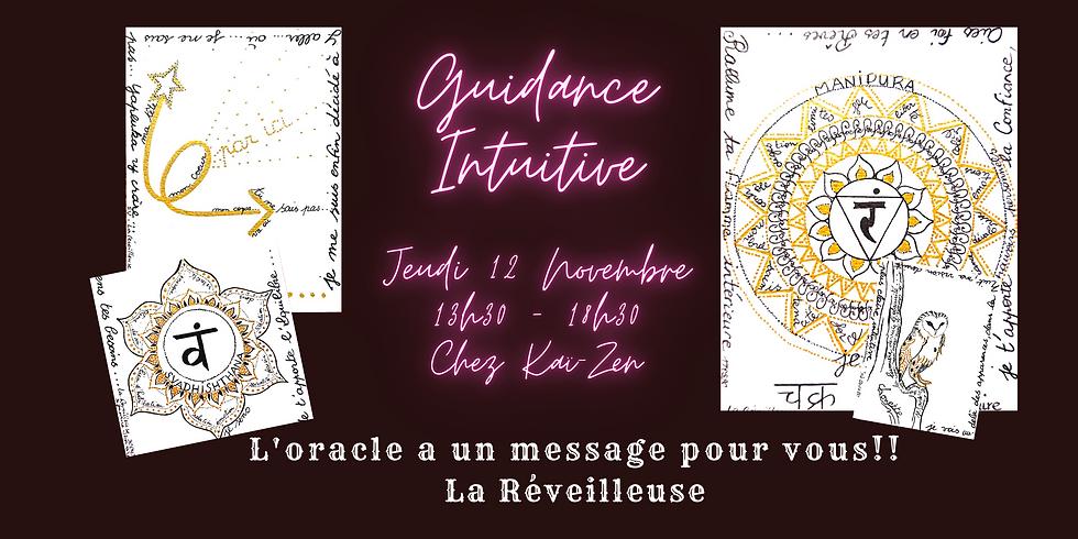 """Les journées Oracle """"Signature Vibratoire"""" chez Kaï-zen"""