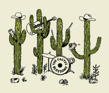 The Cactus Blossoms Tee