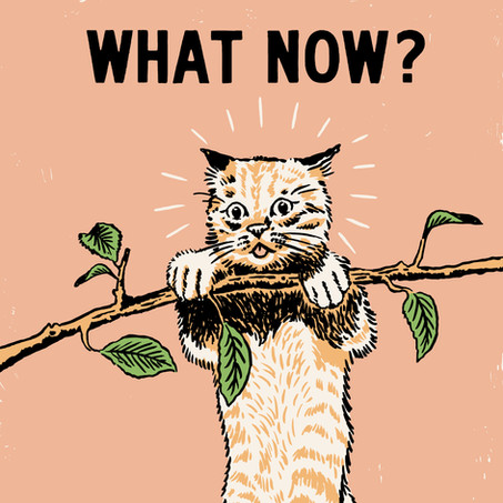 What Now? Poster
