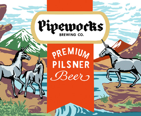 Pipeworks Brewing Labels