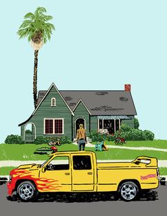Kill Bill Illustration