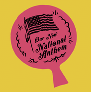 Our New National Anthem Whoopee Cushion