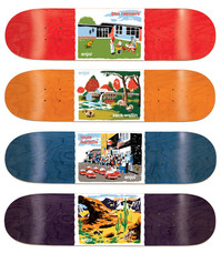 "Enjoi Skateboards ""Dog Pooper"" Series"