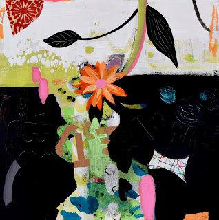 ELLEN: PIECE 5 - FACES AND FLOWERS