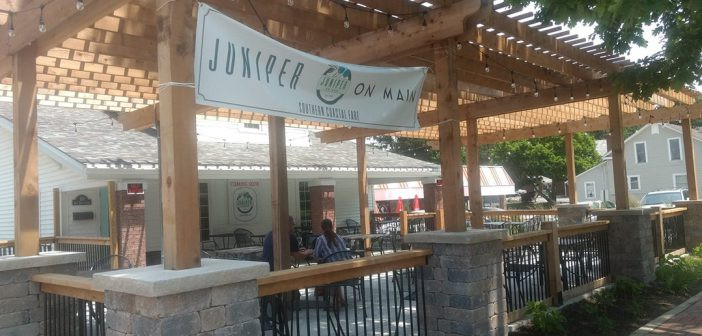 Juniper on Main to begin serving southern coastal fare