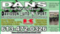 DANS Speed and Custom Marmora Ontario