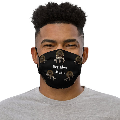 Dez Mac Music Face Mask