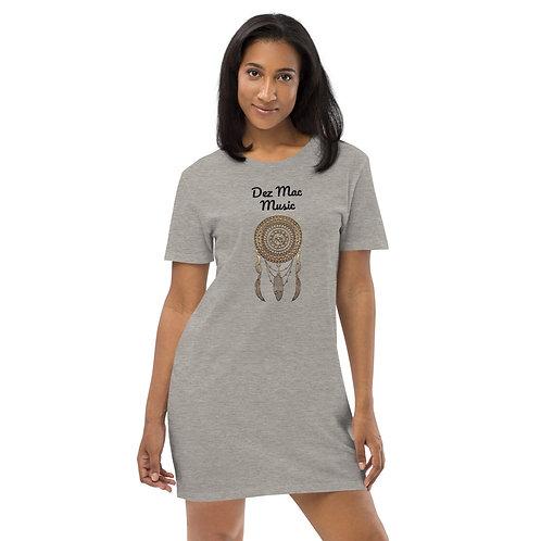 Dez Mac Music Dream Catcher T-shirt dress