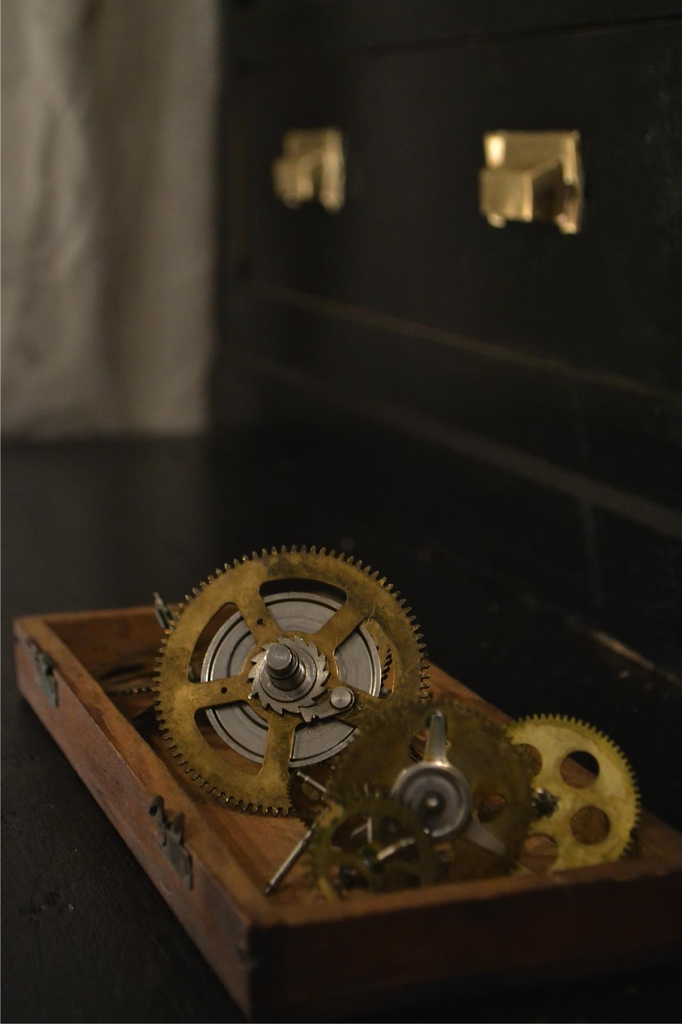 parts / objet