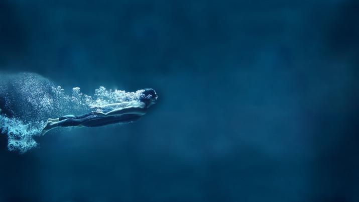 Mergulho em si mesmo