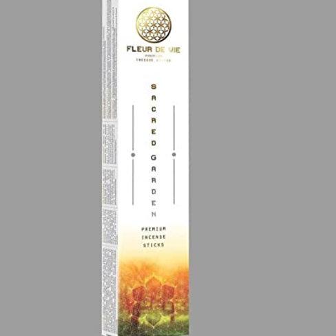 Encens Premium Fleur de Vie Sacred garden
