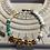 Thumbnail: BRACELET CHEMIN DE VIE - Taille XL de 23.5cm à 25cm