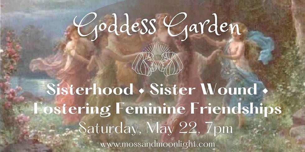 Virtual Women's Circle: Sisterhood | Sister Wound | Fostering Feminine Friendships