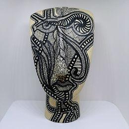 Cycladic head