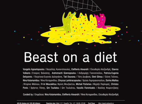 BACK TO ATHENS 7 - Beast on a diet