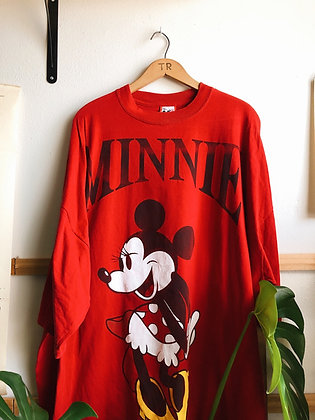 Disney Minnie Long Tee
