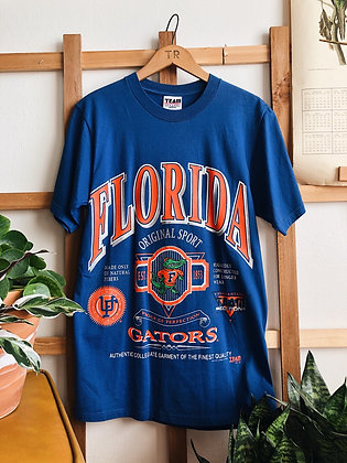 Early 90s Florida Gators Old Logo