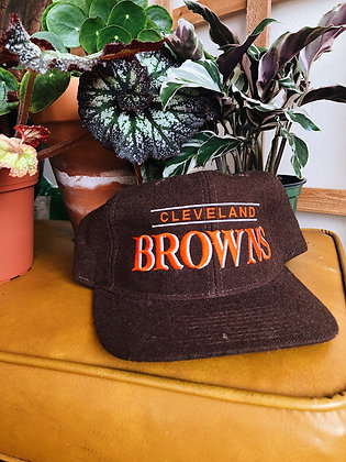 Wool Browns Hat