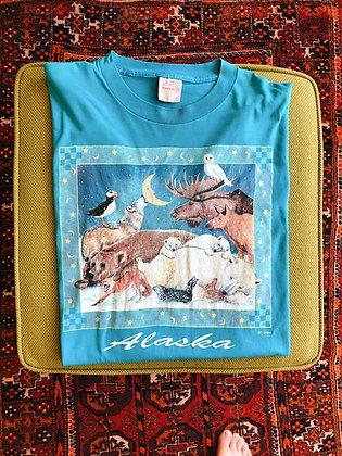 Alaska Animal Tee